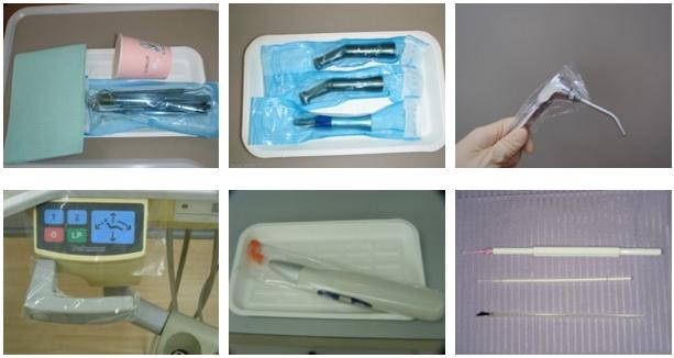 院内感染予防の設備